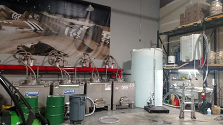 Reverse Osmosis system - Patriarch Distillers